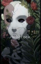 Prosthethic Heart{Sally Face x Male reader} by MsMentalPotato