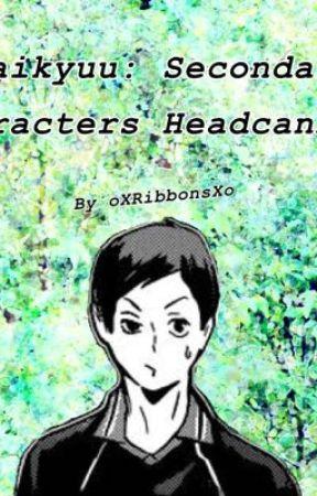 Haikyuu: Secondary Characters Headcannons by Ribbons09