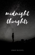 Midnight Thoughts by umarmughel