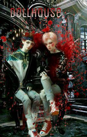 dollнoυѕe [creepy psycho] - |ĸ•тн-p•jм|  by Sabi_B_Devil