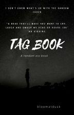 Tag Book by bloomatdusk