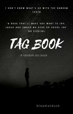Tag Book by tobesogolden