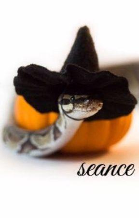seance - dealor by tuesdays-gray