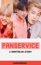 Fanservice [namtaejin]  by xjinminisrealx