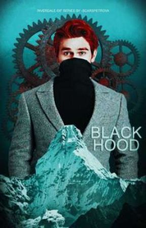 Black Hood × Riverdale gif series by -ScarsPetrova