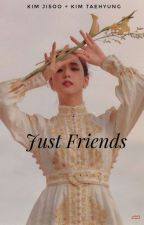 Just FRIENDS by minnie_zc