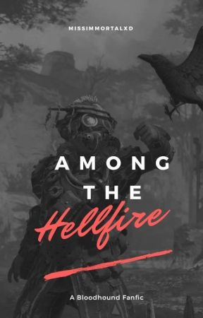Among The Hellfire  by RealxImmortal