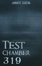 Test Chamber 319 by cuuntflicts