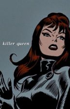 KILLER QUEEN. ▹ THE UMBRELLA ACADEMY by multivoid