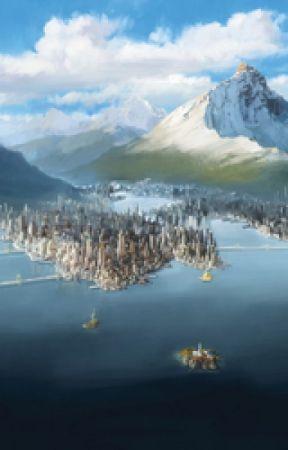 "Avatar: The New Hero Saga. ""BOOK 2: DESTINY"" (Still Going) by Cstories11"