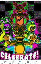 Five nights at freddys 1 with James Wilson. by deijanae1939