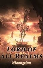 LORD OF ALL REALMS by MariaEmiliaSantosLop