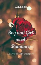 Boy And Girl Meet Romance by arifah2006