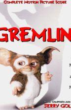 gremlins x L wolf cat by lillyann2008