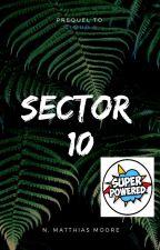 SECTOR 10 (The CLOUD 2) by nmatthiasmoore