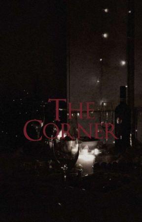 the corner. 𝓼𝓱𝓲𝓹 𝓪𝓮𝓼𝓽𝓱𝓮𝓽𝓲𝓬𝓼 by daringIy