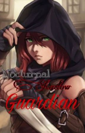 Nocturnal Shadow Guardian (DL x OC) [slow update] by AgentLoveSick