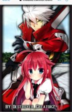 Male ragna reader x highschool dxd by Destroyer_Creater2