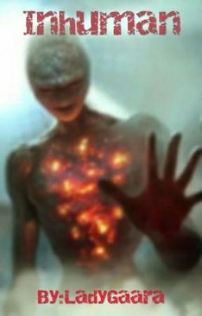 Inhuman by LadyGaara