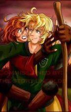 His Gryffindor, Her Slytherin by PotterheadBonBon