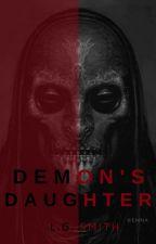Demon Girl by LGSmith82330
