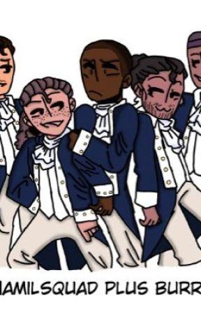 HAMILSQUAD ROLL OUT! by serenadesadness