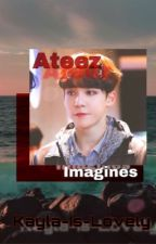 Ateez Imagines [Requests Closed] by KaylaIsLovely