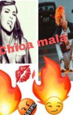 Chica mala  by valentina_d_carrasco