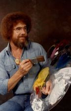 Bob Ross fanic by lilac_ghosty
