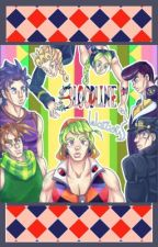Bloodline Warriors || JoJo's Bizarre Adventure by Elvisa88
