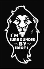 Surrounded By Idiots: Me VS the Media by EternalJuvenescence