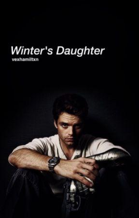 Winter's Daughter by vexhamiltxn