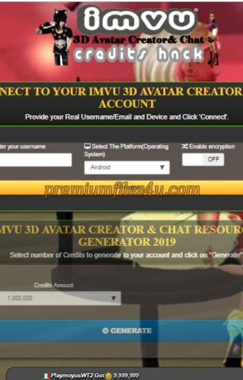 Imvu credits apk | Download IMVU Mobile MOD APK  2019-04-10