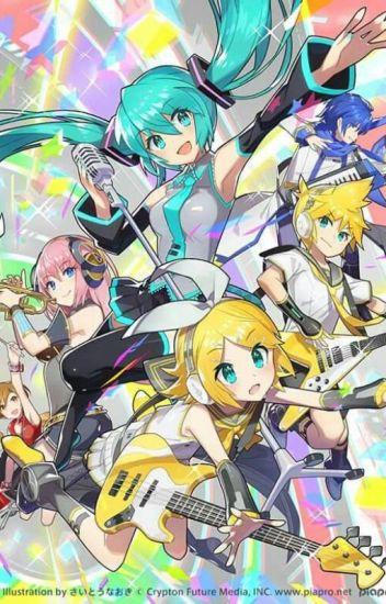 Học viện Vocaloid
