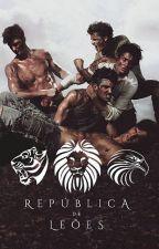 República de Leões por Thomas by yukijuh