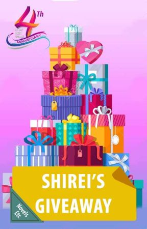 Shirei's Giveaway for Wattpad 4th Anniversary by Shireishou