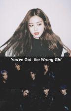 You've Got the Wrong Girl [BTS FF]  by bellaetriz