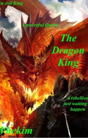 The Dragon King by whekim