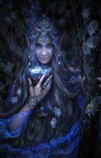 La druidesa de Astrión by Irenesanzmontero
