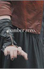 number zero.  - THE UMBRELLA ACADEMY by crapplebing
