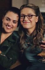 Alcohol... One Shot SUPERCORP by darkotb