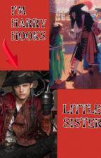 I'm Harry Hooks Little Sister |(Descendants) | ✔| by Random_Gal8