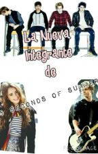 La Nueva Integrante de 5 Seconds of Summer by millxrxyyy