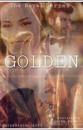 Golden. by ThatPakistaniGurl