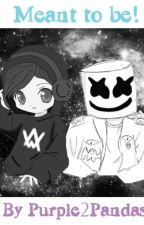 Meant to be! (Alan Walker x Marshmellow)//Very slow updates... by purple2pandas
