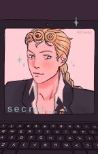 secret ☆ giorno giovanna x reader by miruwuu