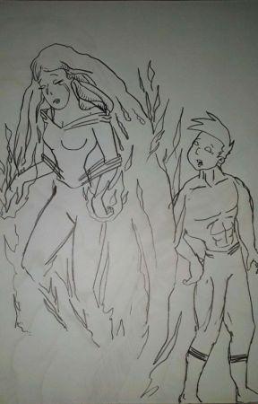asM3M. #4. Comics. by Cesarlarcen