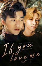 If you love me   HRJ + NJM by renjunstusk