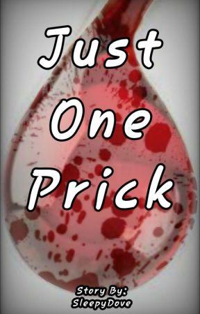 Just One Prick | Diabolik Lovers x Male Oc by Sleepy_Dove