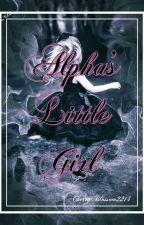 Alpha's little girl by CherryBlossom2214